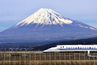 Japan's high-speed train service is justly famed for efficiency, safety and reliability. Photo / Getty Images