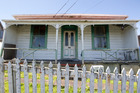 Former Cook Islands MP and artist Paul Tangata lived at 2 Leighton St for 20 years. Photo / Jason Oxenham