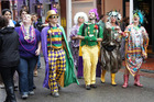Crowds congregate in New Orleans for Mardi Gras festivities. Photo / Creative Commons image by Flickr user Miguel Discart