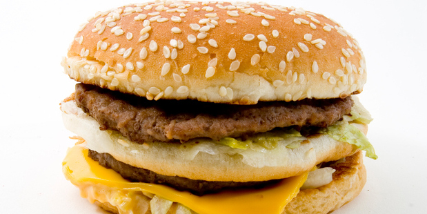 Comparing hamburgers and wages started as a joke in 1986 and is now a subject of academic study. Photo / Thinkstock