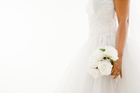 Grace Gelder proposed to herself and sealed the marriage by kissing her own mirror image. Photo / Thinkstock