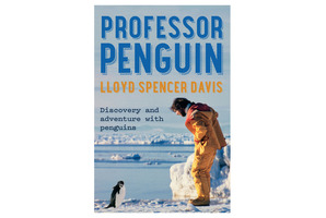 Professor Penguin by Lloyd Spencer Davis
