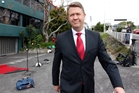 David Cunliffe, one of the contenders for the Labour leadership.