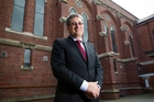 Michael Leach is the new King's College headmaster. Photo / NZME.