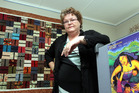 Julie Hart is the Manager at the Women's Refuge in Hastings. Photo / Paul Taylor