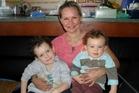 Danica Weeks is now raising two preschoolers on her own in Perth.