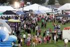 The night market at the Horse of the Year show in March proved popular. Photo / File