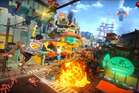 <i>Sunset Overdrive</i> is not your average doom-and-gloom end-of-days video game.