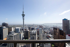 Inner city Auckland is more vibrant than ever. Photo / Jason Oxenham.