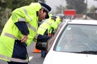 Northland police are on the roads 24 hours a day in an effort to reduce drink- driving.Photo / John Stone