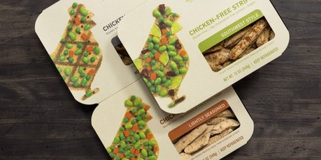 Plant-based alternative meat products, like those from Beyond Meat, are gaining in popularity in the States. Photo / Supplied