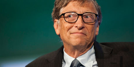 Tech-tycoon Bill Gates has invested in plant-based and alternative proteins.  Photo / Supplied