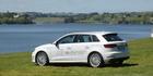 View: Audi A3 E-Tron