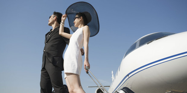 The US and China helped drive more than half the global population growth of the wealthiest people.  Photo / Thinkstock