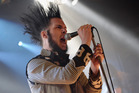 Musician Wayne Static died at age 48. Photo / Getty Images