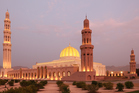 No expense was spared in the creation of the Sultan Qaboos Grand Mosque in Muscat. Photo / Thinkstock