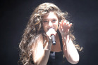 Lorde's mum is celebrating the singer's 18th birthday, posting baby photos to Instagram. Photo / Gettys