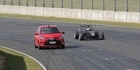 Driven VS Toyota Racing's FT-50