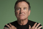 Robin Williams in 2010. TMZ claims the actor was suffering a devastating form of dementia. Photo  / Supplied