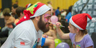 View: Kidz First Hospital's Christmas cheer
