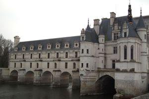 Chateau de Chenonceau. Photo / PK Stowers