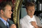 Chef Gordon Ramsay.