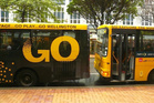 Go Wellington buses. Photo / Cliffano Subagio