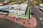 This two-storey site is well positioned in Dominion Rd, Balmoral.
