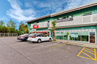 The 167sq m unit has four car parks and is near the Westfield Albany mall.