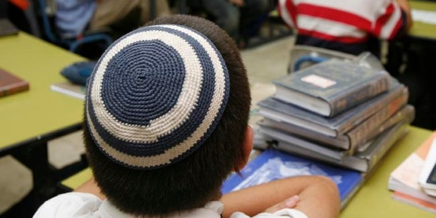 Jewish Council president Stephen Goodman said there had been talk among the Jewish community of children not wearing their traditional clothes in public for fear of being abused. Photo / Getty Images