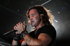 Scott Stapp says he's broke and living in a hotel. Photo/Getty