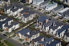 The housing accord's aim is to have 39,000 new homes built by 2016. Picture / Richard Robinson