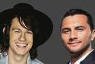 Benny Tipene and Jason Kerrison are two of a four-part line up headlining this year's Christmas in the Park.