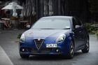 The second generation Giulietta has been launched here. Pictures / Ted Baghurst