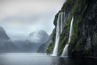 Doubtful Sound, Fiordland, where you can almost hear history. Photo / Getty Images