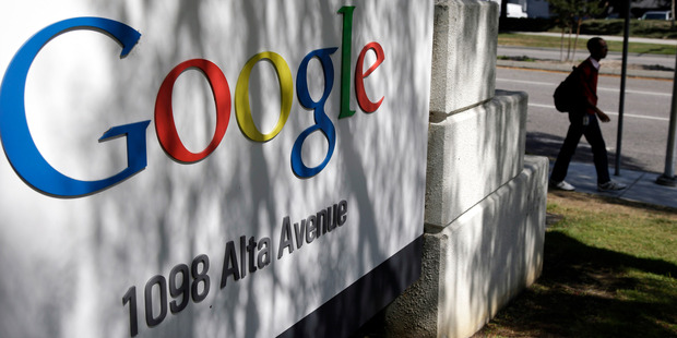 Google, already grappling with privacy and competition issues, risks another EU headache as some lawmakers seek to break up the search giant. Photo / AP