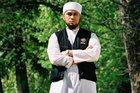 Te Amorangi Kireka-Whaanga, the head of a group called the Aotearoa Maori Muslim Association