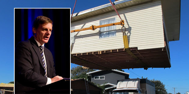 Housing  costs ate up 16.3 per cent of average household income in the latest year. Photo / NZME.