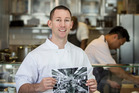 Harbourside executive chef Thomas Barta. Photo / Supplied