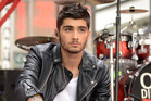 Zayn Malik of One Direction. Photo / Getty Images