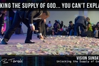 Money is acceptable to God - and Brian Tamaki.