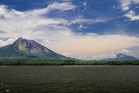 Nicaragua's Ometepe Island sits within one of Latin America's larger inland seas and is home to two volcanoes. Photo / Creative Commons image by Flickr user David Armstrong