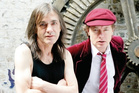 Malcolm and Angus Young of AC/DC.