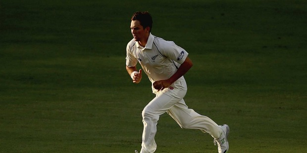 New Zealand fast bowler Trent Boult. Photo / Getty Images