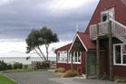 Clifton Bay Cafe at Te Awanga in Hawkes Bay has stunning panoramic views from the Kaweka Ranges to Napier's Bluff Hill and up to Mahia Peninsula. Photo / Supplied