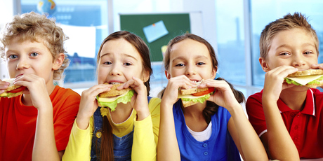 Create good habits by getting your children to empty their lunch box when they get home. Photo / Thinkstock