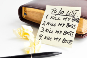 So how DO you move on from a job you dislike? Photo / Thinkstock