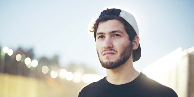 Baauer is on his way to New Zealand.