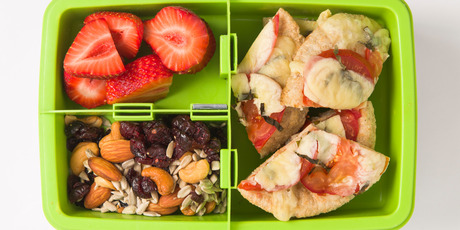 Healthy lunch box #2. Photo / Ted Baghurst