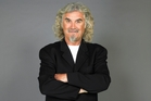 Billy Connolly will be bringing his show here in April.